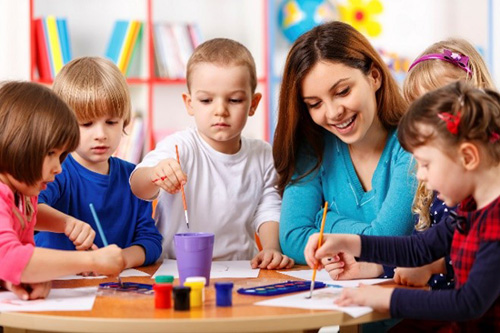 childcare customer service training