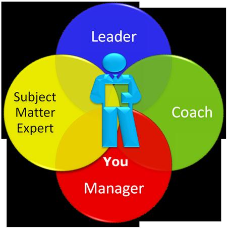 leader expert manager