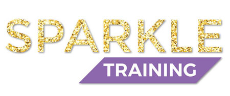 sparkle training logo